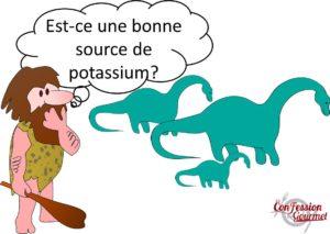 Aliments Riches en Potassium 1